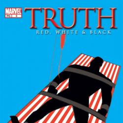 Truth: Red, White &amp; Black #3
