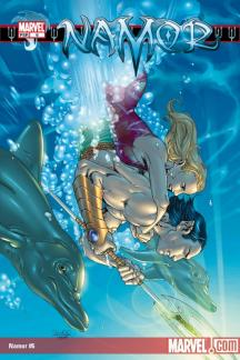 Namor (2003) #6