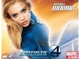 Invisible Woman International Movie Poster 2
