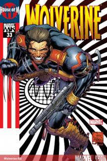 Wolverine (2003) #33