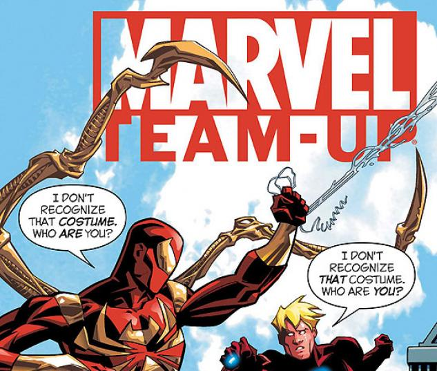 Marvel Team-Up (2004) #21