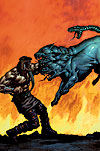 HERCULES (2007) #5 COVER