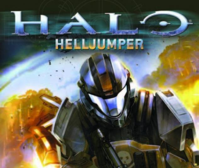 HALO: HELLJUMPER #1