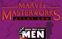 MARVEL MASTERWORKS: ATLAS ERA HEROES VOL. COVER