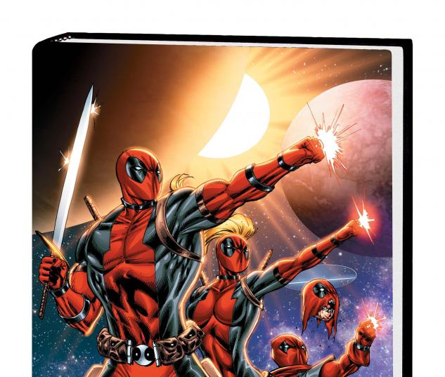 Deadpool Corps Vol. 2: You Say You Want A Revolution Premiere HC