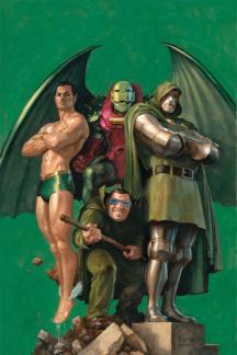 X-Men Legacy #245  (FANTASTIC FOUR ANNIVERSARY VARIANT)