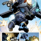 Secret Avengers #13 preview art by Scot Eaton