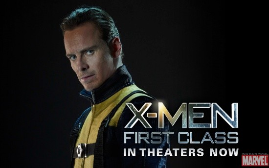 X-Men: First Class Wallpaper #1