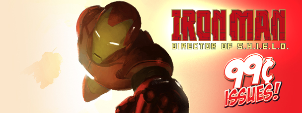 Marvel App: Get Iron Man for 99 Cents