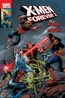 X-Men Forever 2 (2010) #8