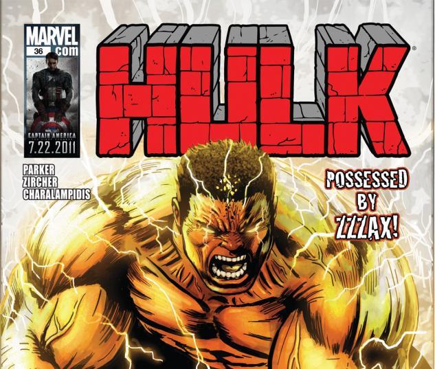 Hulk (2008) #36