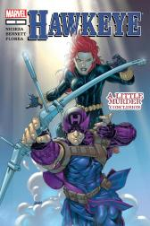Hawkeye #8 