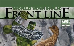 World War Hulk: Front Line (2007) #2