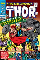 Thor Annual #2 