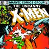 Uncanny X-Men #158 Cover