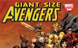 Giant-Size Avengers Special (2007) #1