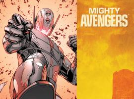 Mighty Avengers (2007) #36