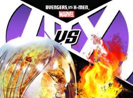 AVENGERS VS. X-MEN 7 PICHELLI VARIANT (1 FOR 100, WITH DIGITAL CODE)