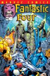 Fantastic Four (1998) #46 Cover