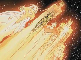 Marvel AR: Mighty Marvel Moon Moments