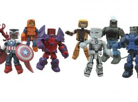 Experience Axis with New Minimates