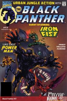 Black Panther (1998) #17