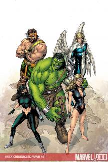 Hulk Chronicles: Wwh #4