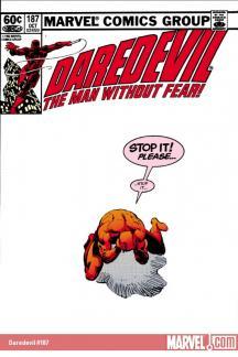 Daredevil (1964) #187