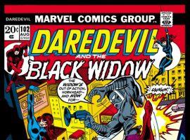 DAREDEVIL #102 COVER