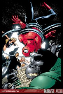 Spider-Man Family (2007) #4