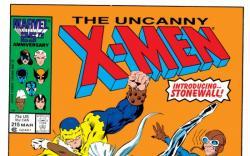 Uncanny X-Men (1963) #215