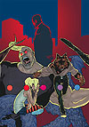 X-FACTOR (2008) #11 COVER