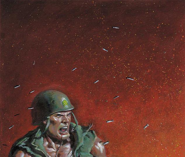 FURY: PEACEMAKER (2008) #2 COVER
