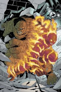 Marvel Age Fantastic Four #6