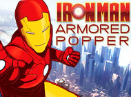 Iron Man Armored Popper