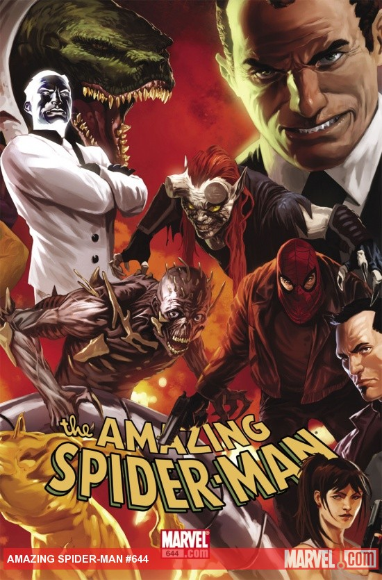 Amazing Spider-Man (1999) #644