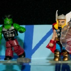 Diamond Select Toys Minimates Hulk &amp; Thor
