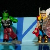 Diamond Select Toys Minimates Hulk & Thor