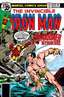 Iron Man (1968) #120