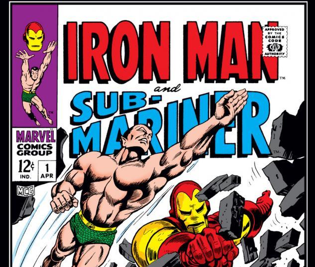 Iron Man and Sub-Mariner (1968) #1