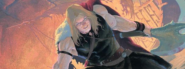 Sneak Peek: Thor: God of Thunder #2