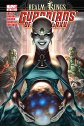 Guardians of the Galaxy #22 