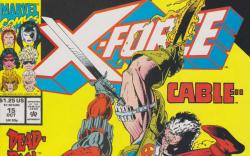 X-Force (1991) #15 cover by Greg Capullo