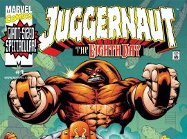 cover from Juggernaut #1