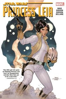 Star Wars: Princess Leia (Trade Paperback)