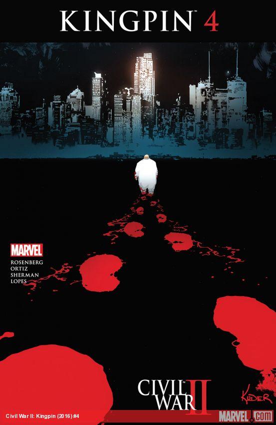 Civil War II: Kingpin (2016) #4