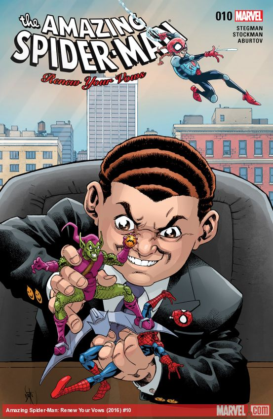 Amazing Spider-Man: Renew Your Vows (2016) #10