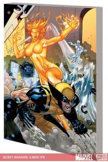 Secret Invasion: X-Men (Trade Paperback)