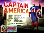 Avengers: EMH Captain America Spot