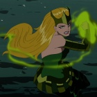 The Enchantress from The Avengers: Earth's Mightiest Heroes!